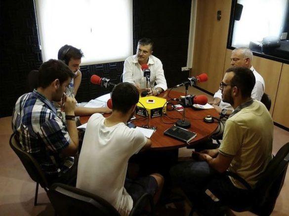 La ràdio, protagonista de la Demostració Gastronòmica de la Carxofa de Benicarló