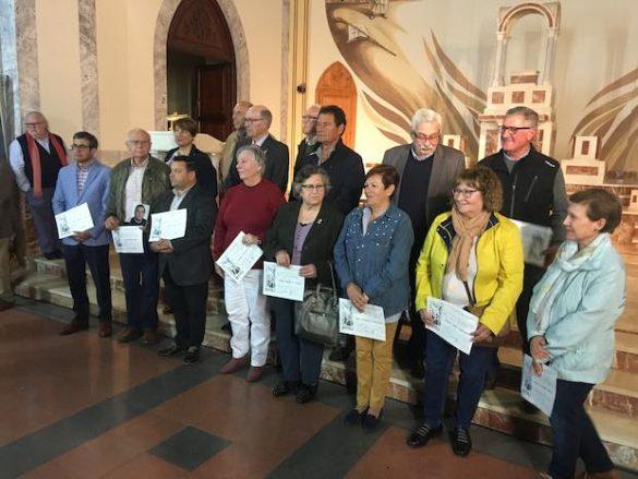 Es presenta en societat l'Associació Benicarlanda per la Recuperació i la Investigació del Llegat amb un homenatge als primers representants públics de la Democràcia