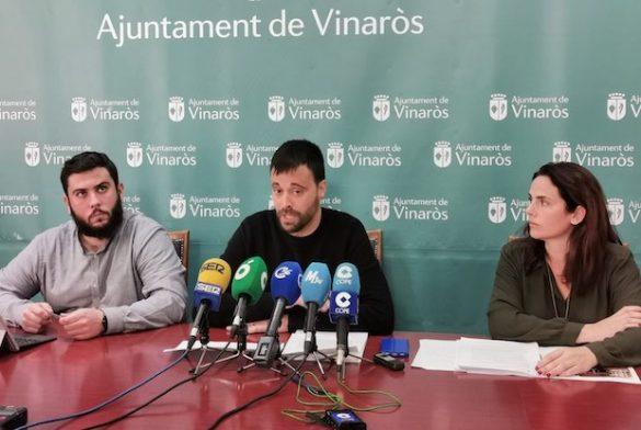 Danys milionaris a la costa del Maestrat per la borrasca Glòria